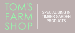 Tom's Farm Shop & Garden Centre Ltd Logo